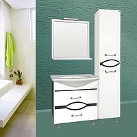 Комплект мебели для ванной комнаты ЭЛЕГАНТ НИКОЛЬ 120 см