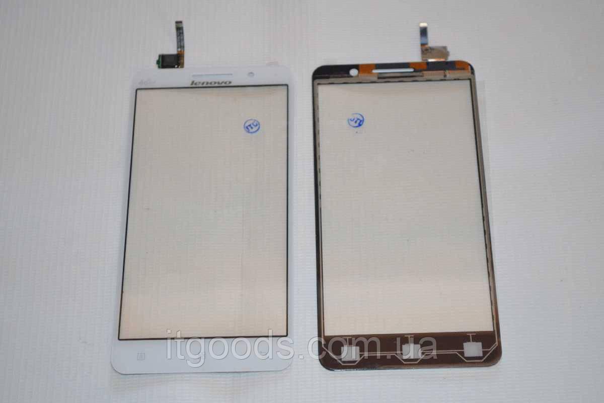 Оригинальный тачскрин / сенсор (сенсорное стекло) для Lenovo A5800 | A