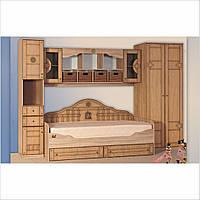 """Детская, набор корпусной мебели в детскую комнату """"Остров сокровищ"""""""