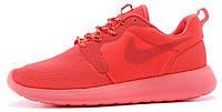Мужские кроссовки Nike Roshe Run Hyperfuse Laser Crimson 'Red October', найк, роше ран