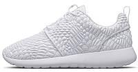"""Мужские кроссовки Nike Roshe run DMB """"White"""", найк, роше ран"""
