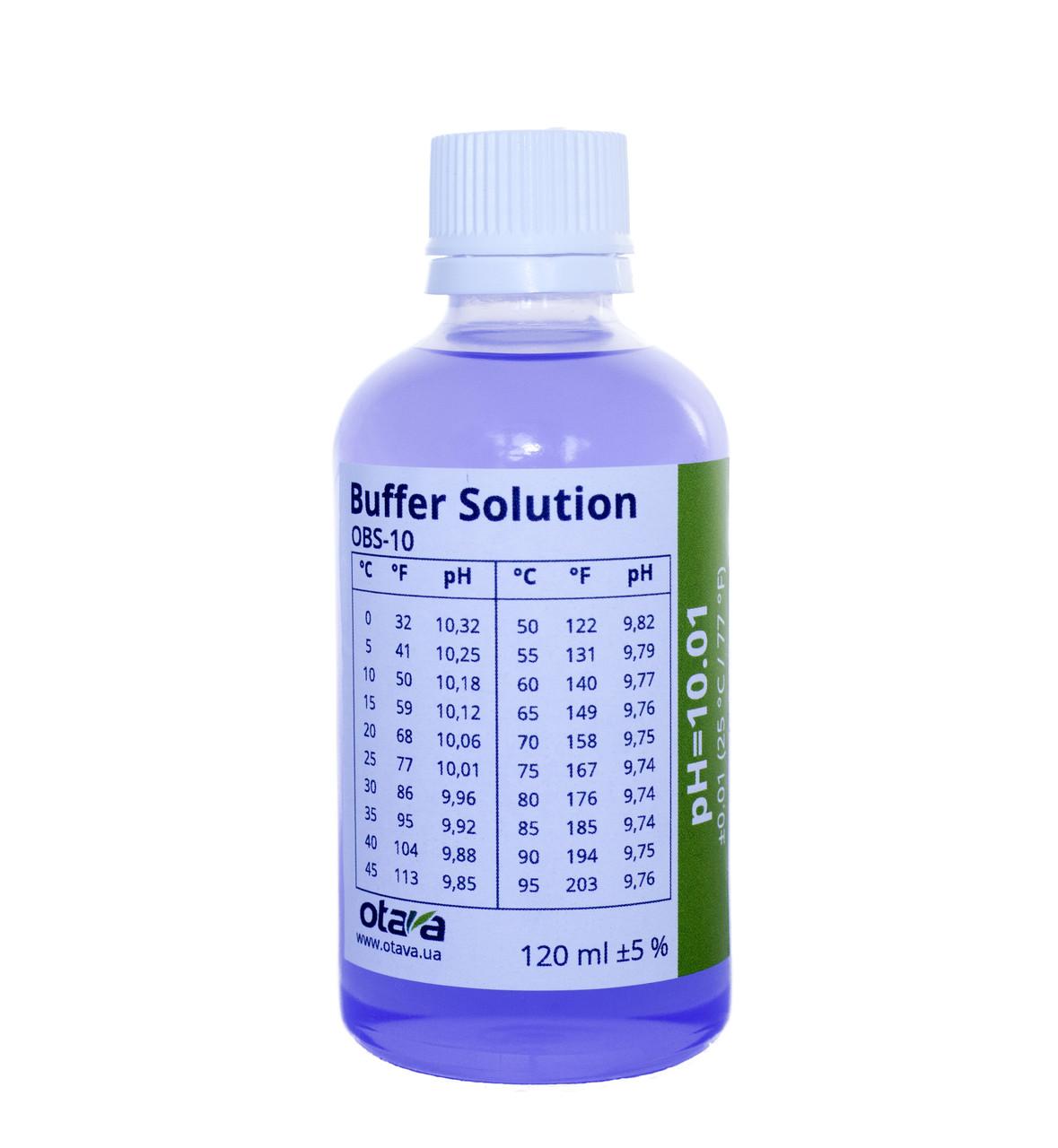 Буферний розчин pH 10 OBS-10