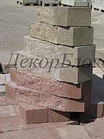 Блок декоративный 400х70х95(120)  2фш