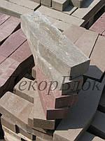 Блок декоративный 400х70х95(120)  конус, фото 1