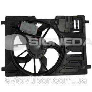 Диффузор радиатора и кондиционера Ford Escape 13-- RDFDA089 CV6Z8C607J