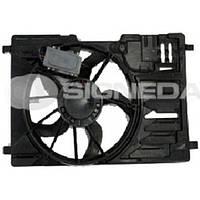 Диффузор радиатора и кондиционера Ford Kuga 13-- RDFDA089 CV6Z8C607J