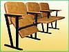 Кресло для актового зала, мягкое, 3-местное