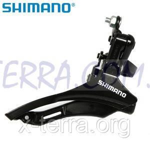 Переключатель передний Shimano Tourney FD-TZ20 нижн.(31.8)