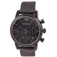 Мужские кварцевые часы Armani Black AR1737