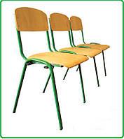 Кресло для актового зала, 3-местное
