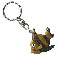 Морской сувенир брелок Рыбка Sea Club, 10 см.