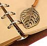 Шикарный ежедневник-блокнот на 80 страниц (Скетчбук, Артбук) разные цвета, фото 4