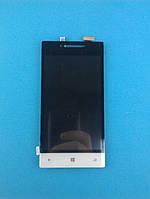 Дисплей с сенсорным экраном HTC Windows Phone 8s (A620e) White