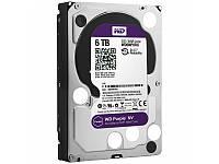 HDD: 6 Tb (3.5'') IntelliPower Western Digital Purple NV SATA III 64Mb
