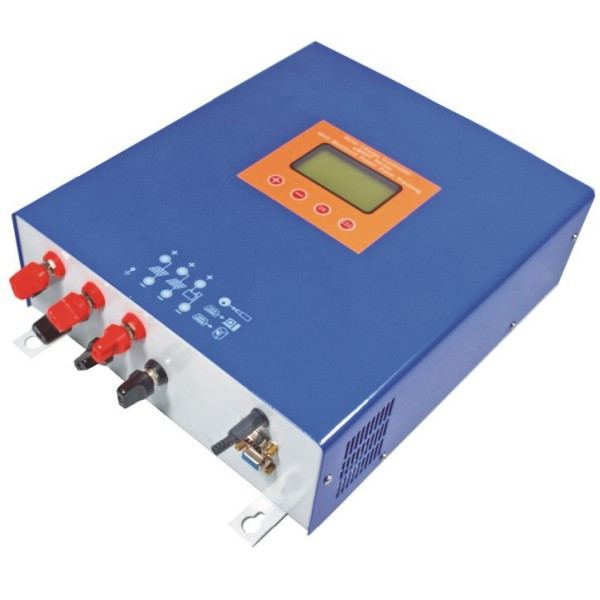 Контроллер заряда солнечной батареи MPPT Juta 60А-12/24В eMPPT6024Z