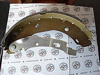 Тормозные колодки Fiat DUCATO 02> R15 задн. (барабанные)