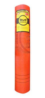 """Сітка ФАСАДНА """"Будмонстр"""" LOGO червона, 5мм*5мм (50кв.м) 125грм/м. кв."""
