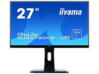 27''TFT, IIYAMA XUB2790HS-B1 LED IPS (5ms, DVI, HDMI, колонки) Black