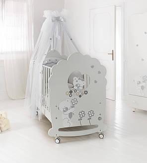Кроватка Baby Expert LETTINO SERENATA, фото 2