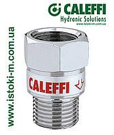 """Регулятор потока CALEFFI 1/2""""x12 л/мин, фото 1"""