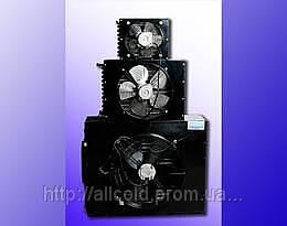 Конденсаторы «China» с вентилятором призводства Whicepart или FavorCOOL