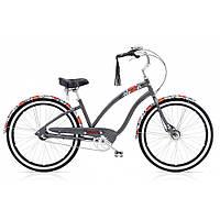"""Велосипед 26"""" ELECTRA Wild Flower 3i Ladies'Dark Grey Metallic, фото 1"""