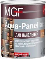 Лак панельный  на водной основе MGF Agua-Panellak 10л,