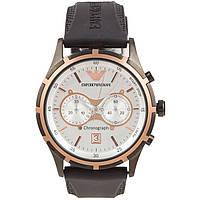 Мужские кварцевые часы Armani AR0584 Black White