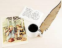 """Открытка """" Интересный разговор"""" 1965 год фото Я.Берлинера(товар при заказе от 500грн)"""
