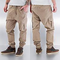 Джогеры с карманами карго брюки