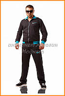 Спортивный костюм Nike для мужчин с вышивкой на спине
