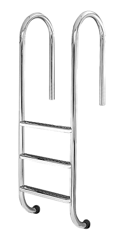 Сходи для басейну 5 ступенів Standart (Muro) сталь 304, виробництво Україна, фото 2