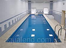 Лестница для бассейна 5 ступеней Standart (Muro) сталь 304, производство Украина, фото 2