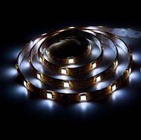 Светодиодная лента 12в в силиконе - Feron LS607 5050 30шт/м 7.2Вт (белая холодная)