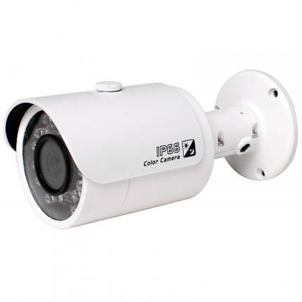 3МП IP видеокамера Dahua DH-IPC-HFW1320S, фото 2
