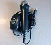 Универсальный USB проводной микрофон