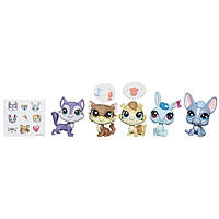 Набор Littlest Pet Shop Dining Downtown