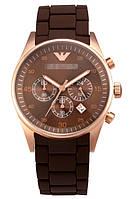 Кварцевые часы Armani Brown AR5890