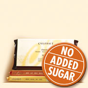 Шоколад білий без цукру CALLEBAUT MALCHOC-W 5кг/упаковка