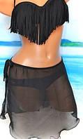 Юбка пляжная шифон, любой цвет, длина и размер, по Вашим параметрам. Только предоплата на карту Приват.