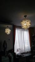"""Это подвесная люстра в виде уютницы """"Нежная"""" украшает детскую комнату в Одессе"""