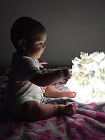 Детки любят наши лампы-уютницы