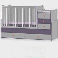 Тонкости выбора кроватки для новорожденного