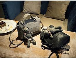 Надежная женская сумка на плечо. Удобная сумка. Хорошее качество. Интернет магазин. Код: КД104