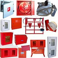 Пожарный щит, стенды, ящики