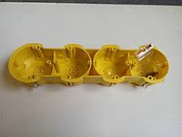 Коробка монтажная электрическая КМЭ-4 (блок 4-гнездовой)