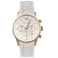 Женские кварцевые часы Armani AR5919 White