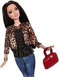 Кукла Барби модница Ракель в леопардовом жакете - Barbie Style, фото 2