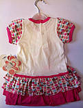 Платье TWETOON С коротким рукавом 129004 Flexi Турция, фото 2