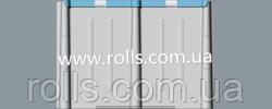 """Алюминиевая черепица Prefa Dachplatte Naturblank в Украине от официального диллера Prefa ТОВ """"РОЛЛС ГРУП"""""""